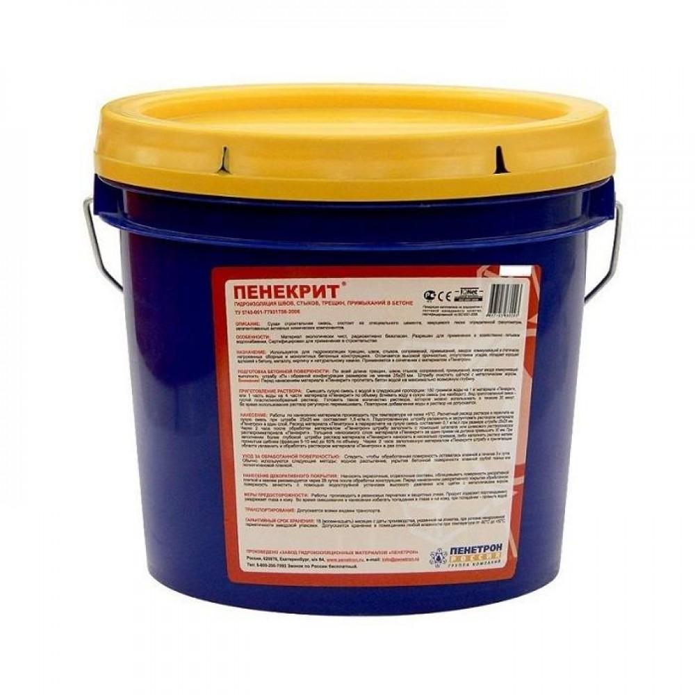 Гидроизоляция Пенетрон (10 кг)