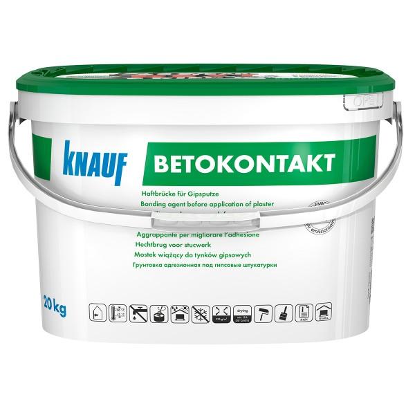 Грунтовка Knauf Бетоконтакт 20 кг