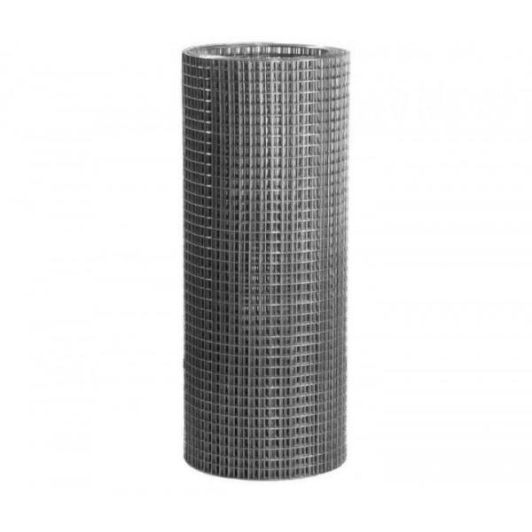Сетка сварная неоцинкованная (1.5х2 м. ячейка 100х100х4 мм)