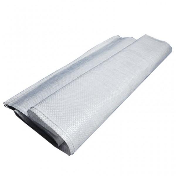 Мешок для мусора 55х95 см  цвет белый