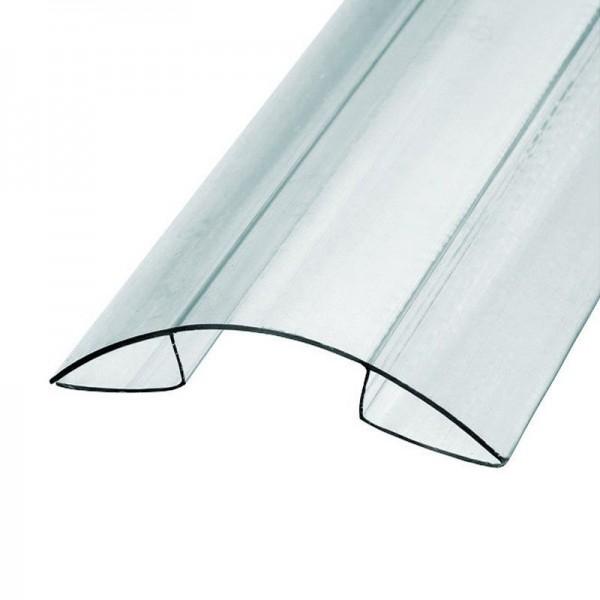 Профиль коньковый: 6 м х 4-6 мм; 6 м х 8-10 мм