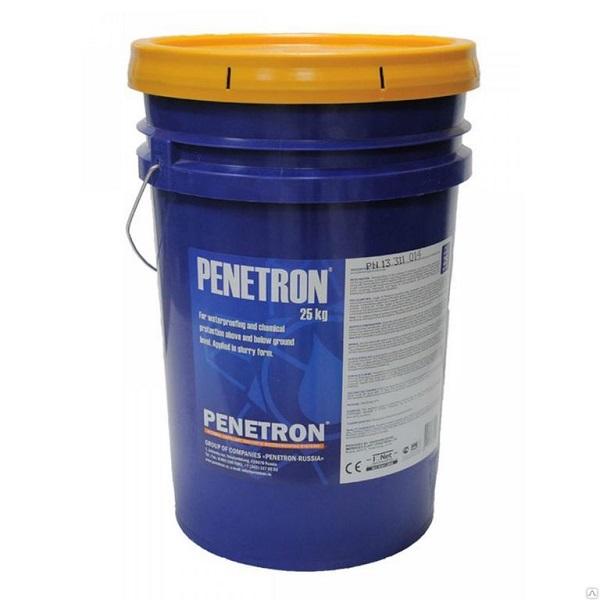 Гидроизоляция Пенетрон (25 кг)