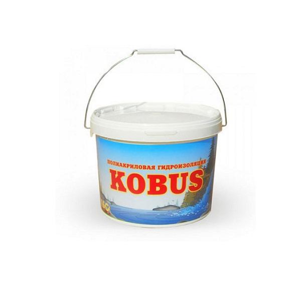Гидроизоляция полиакриловая Кобус (5 кг)