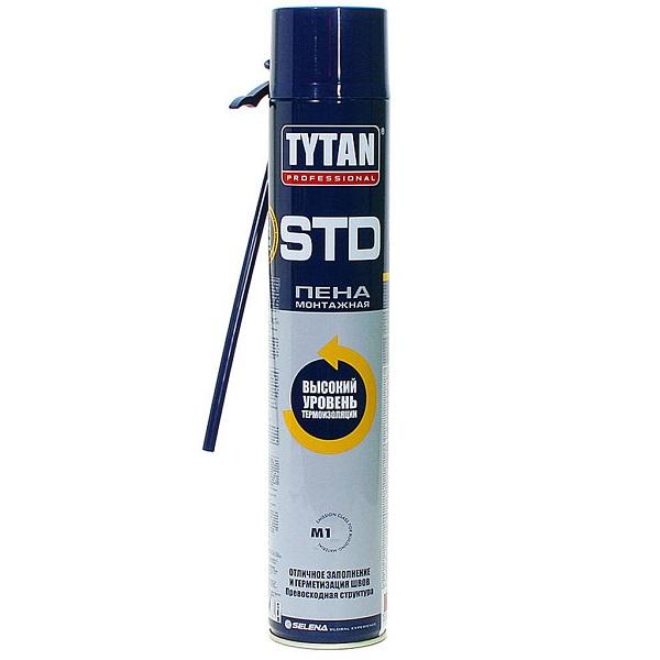 Пена монтажная Tytan STD 750 мл