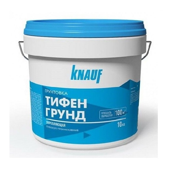 Грунт Knauf Тифенгрунд  10 кг