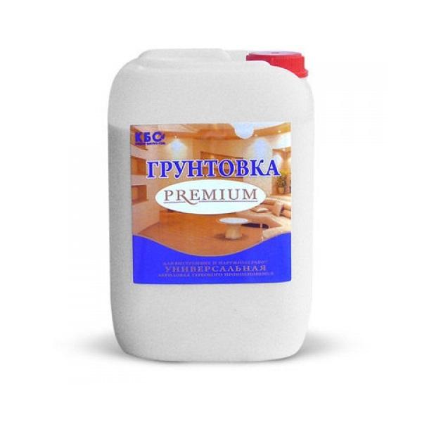 Грунтовка универсальная ПРЕМИУМ 10 л.