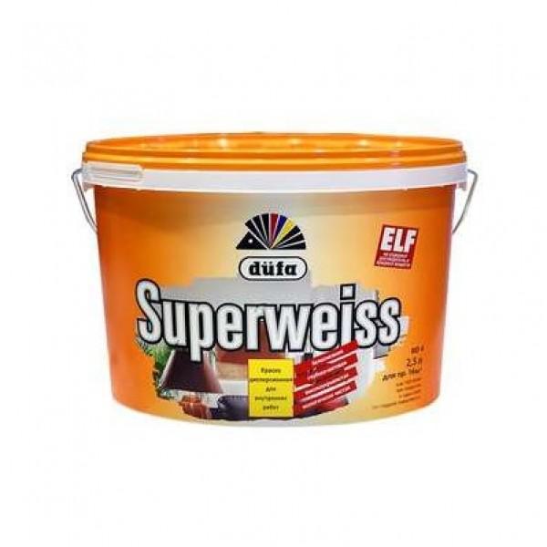 Краска водно-дисперсионная Супервайс  14 л