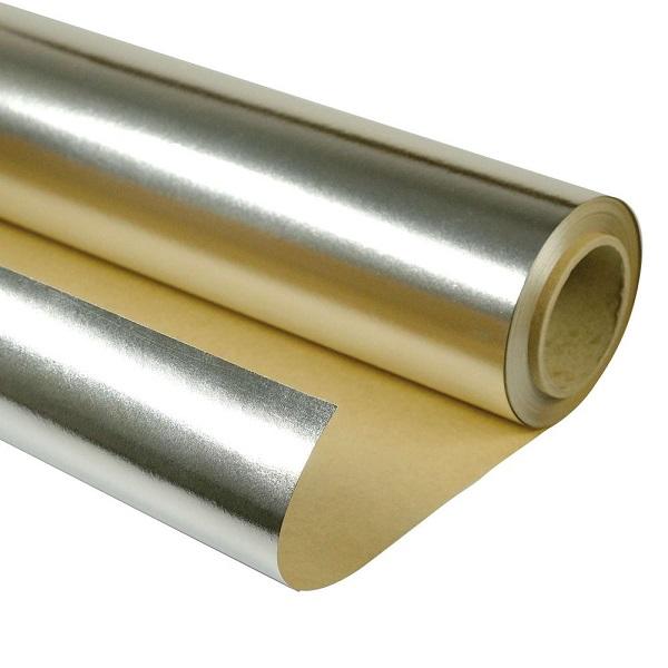 Алюминиевая фольга 1000х10000х80 мкр. (10 м2)
