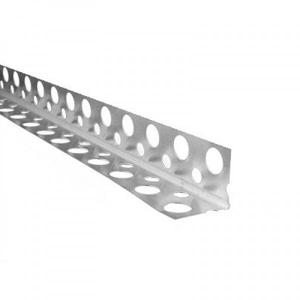Профиль угловой (оцинкованный) 25х25х3000 мм.