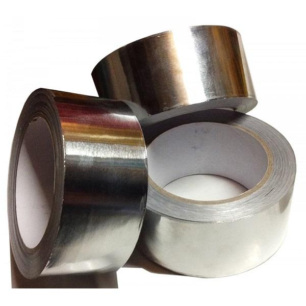 Скотч лента алюминиевая  50х30 м