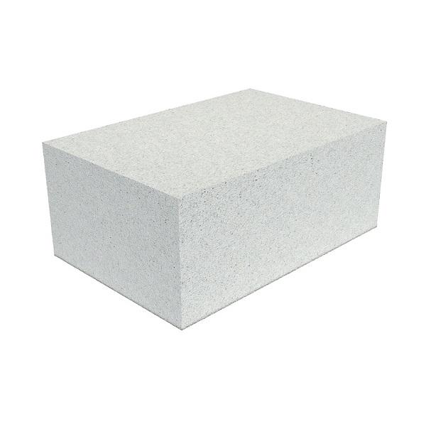 Бетонный фундаментный блок Эко 200х200х400 мм.