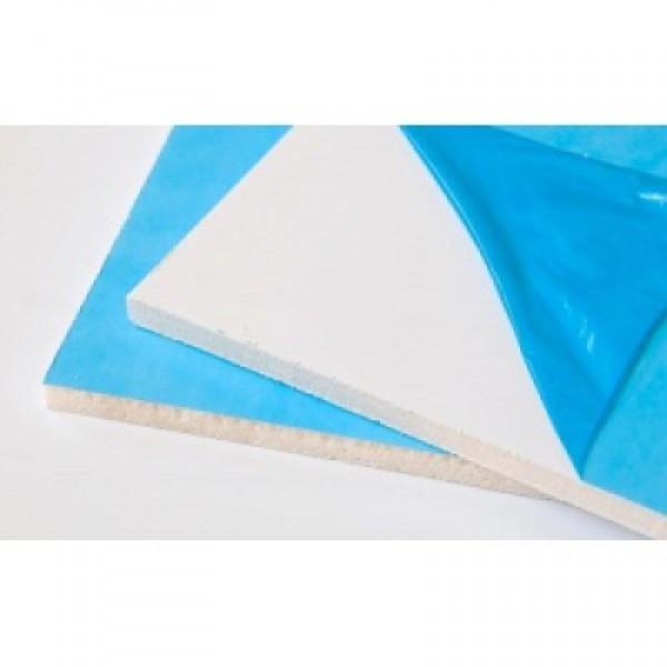 Сэндвич панель белый 1500х3000х10мм