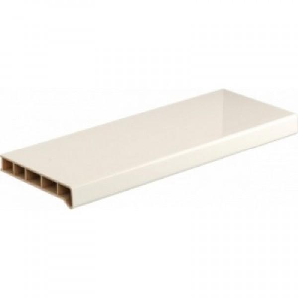 Подоконник пластиковый Моеllеr Белый глянец 150 мм