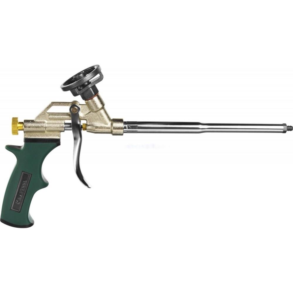Пистолет для монтажной пены Крафтул