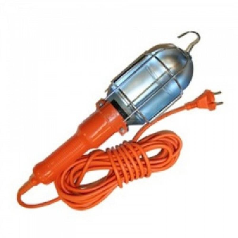 Светильник переносной c выключателем 5м