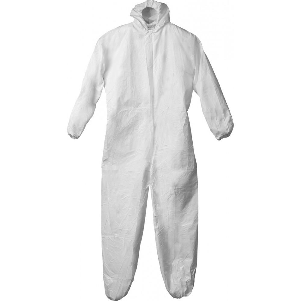 Защитный комбинезон белый, XL