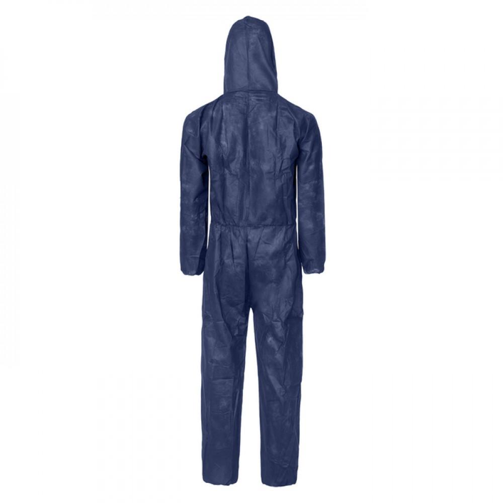 Защитный комбинезон синий, XL