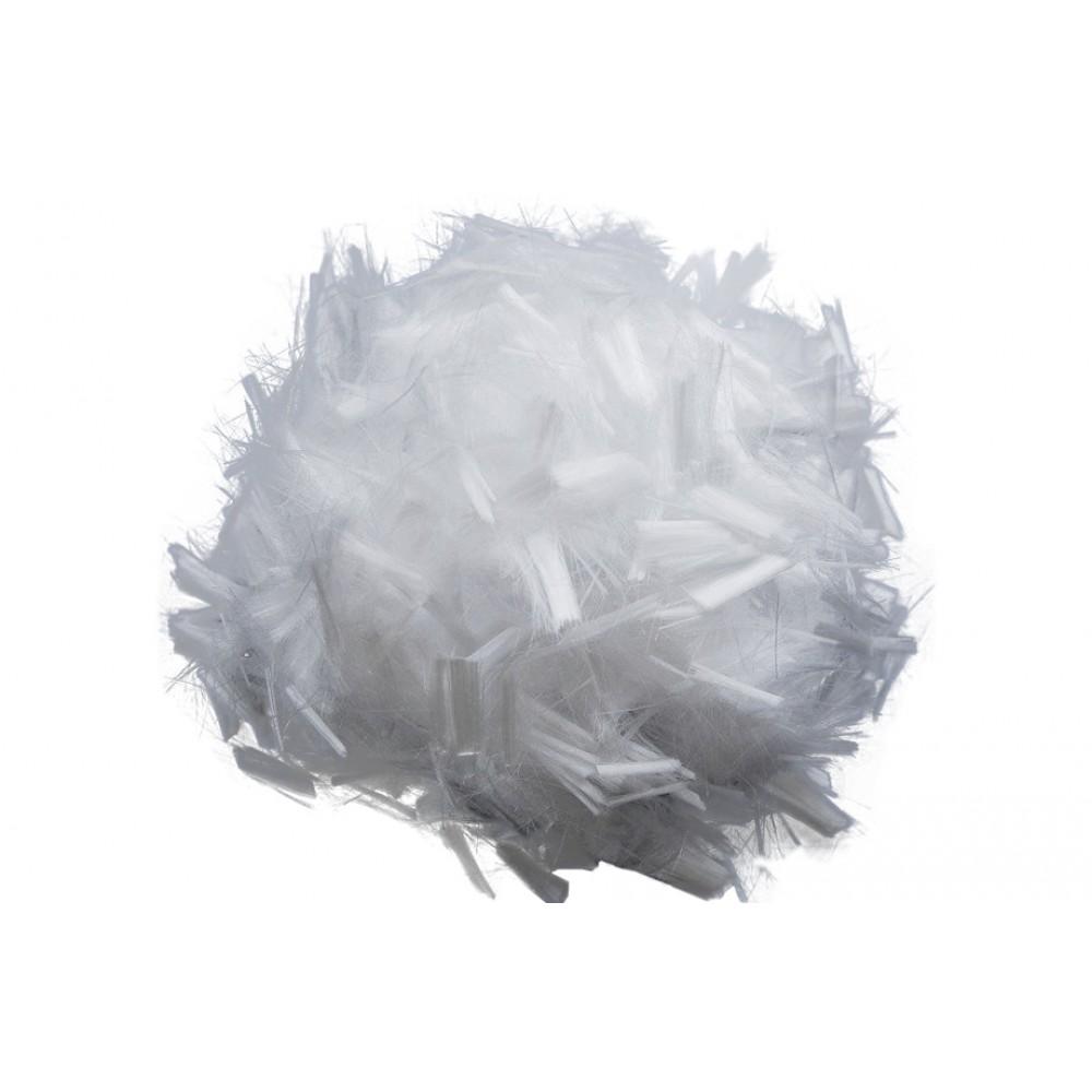 Фибра полипропиленовая X-Glass  для раствора 12 мм 0.6кг