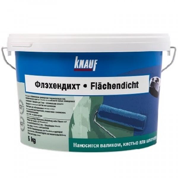Гидроизоляция без битума Knauf Флэхендихт 5 кг