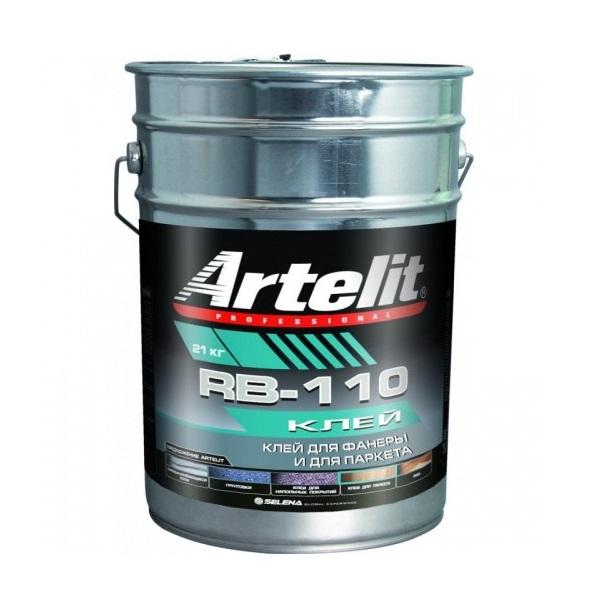 Клей для фанеры и паркета Артелит RB-110  21 кг