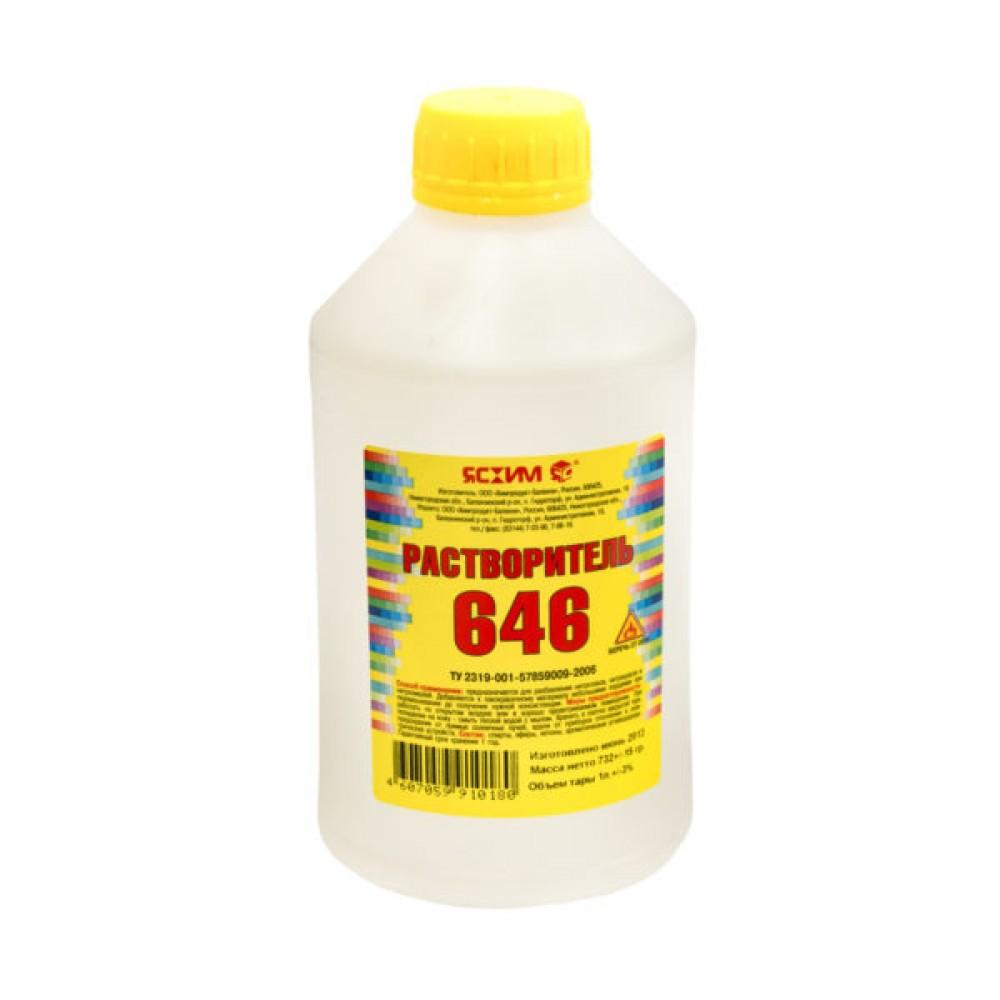 Растворитель 646, КБС (1 л.)