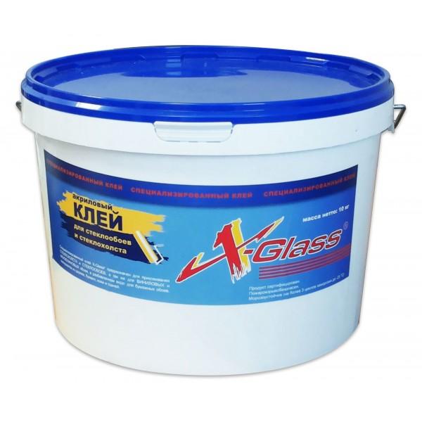 Клей обойный X-Glass 10 кг