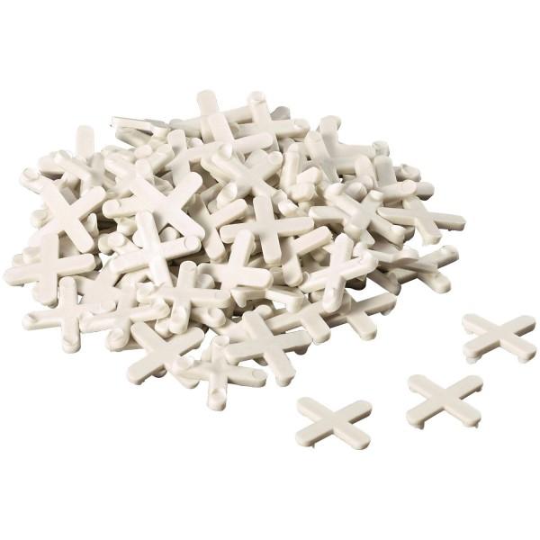 Крестики для плитки 3 мм