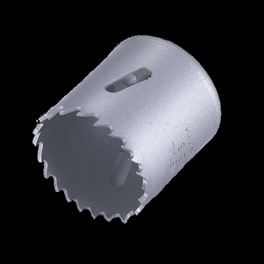 Коронка биметаллическая по металлу, 38 мм