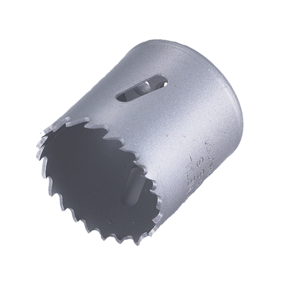 Коронка биметаллическая по металлу, 30 мм