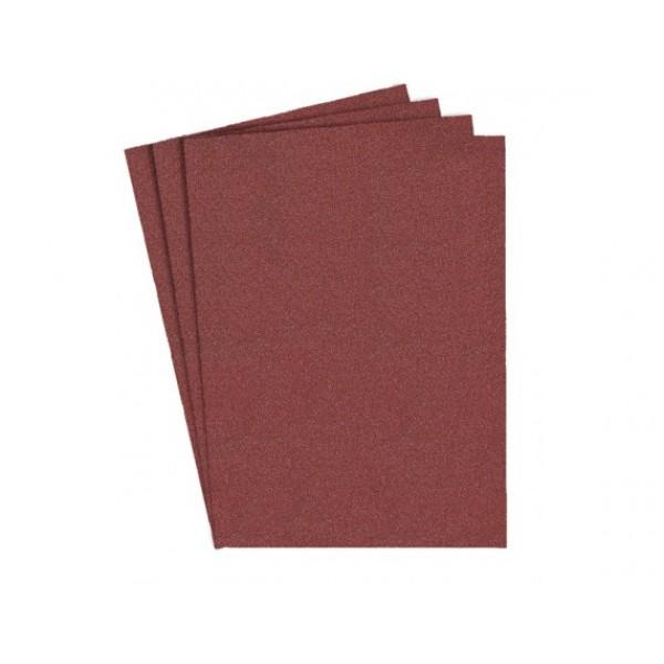 Бумага наждачная шлифовальная М40 (нулёвка) 1 п.м