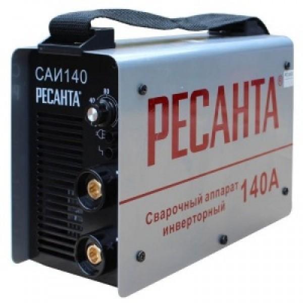 Инвертор сварочный Ресанта САИ-140