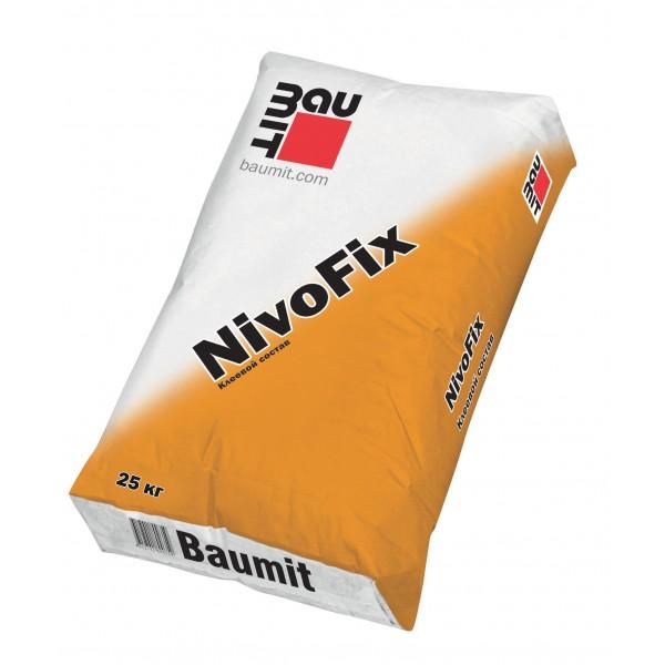 Клей фасадный Baumit NivoFix