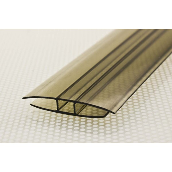 Профиль соединительный неразъемный 6 м х 4-6 мм
