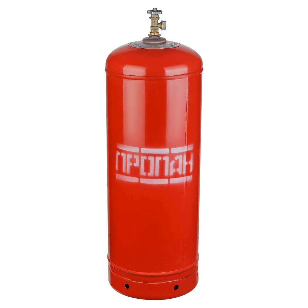 Баллон газовый пропановый 50 л