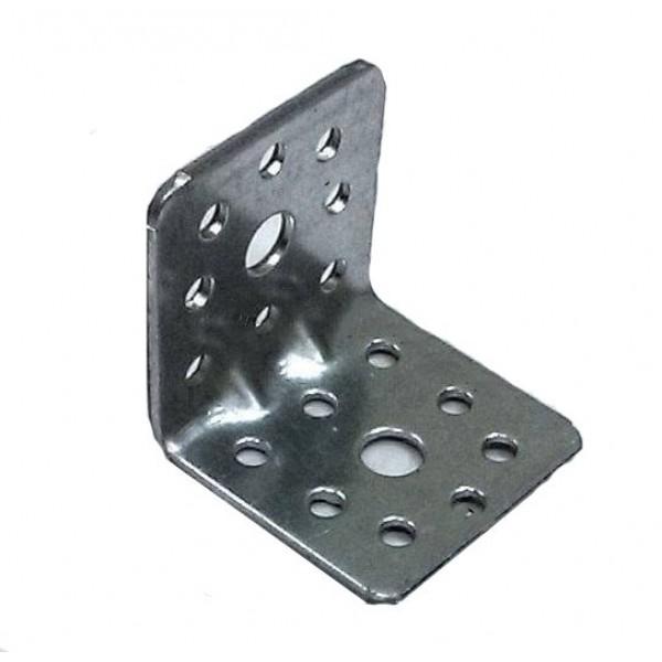 Уголок Черный Усилен. 40x40 см 4005