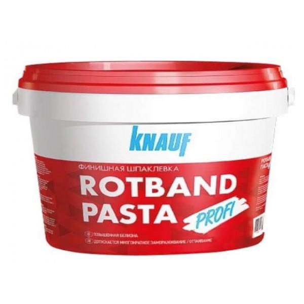 Готовая шпаклевка Кнауф Ротбанд Паста Профи 5 кг