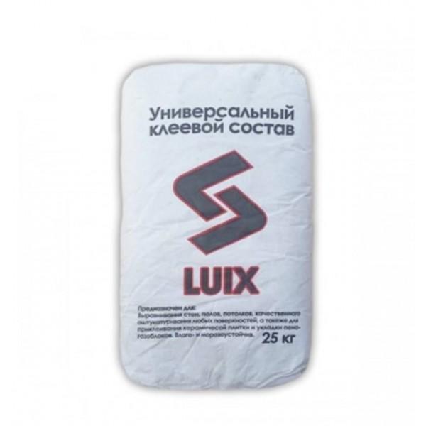 Универсальный клеевой состав Luix (Люикс)  25 кг