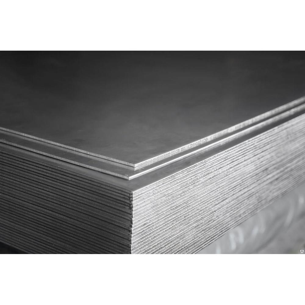 """Алюминиевый лист гладкий """"Квинтет"""" 2х1200х3000 мм"""