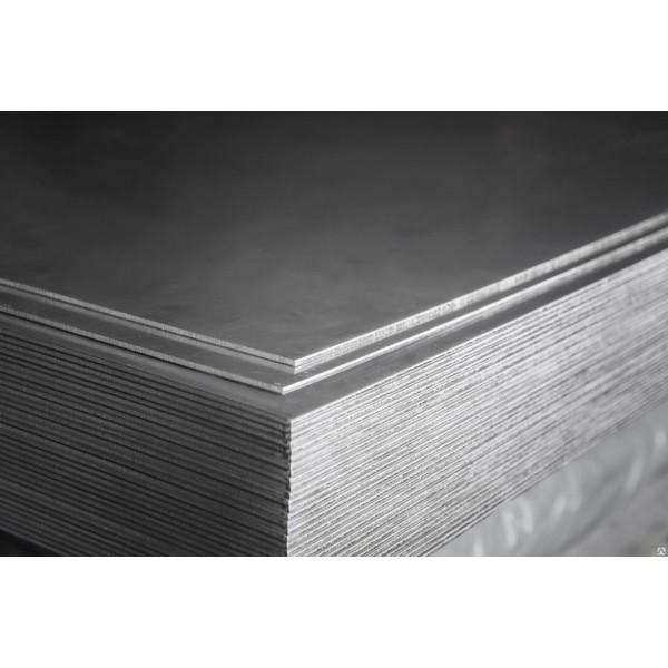 """Алюминиевый лист гладкий """"Квинтет"""" 1х1200х3000 мм"""