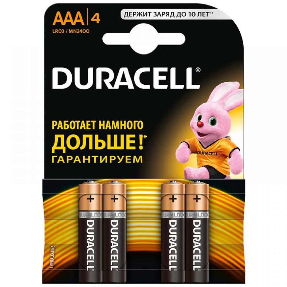Батарейка Duracell, ААА