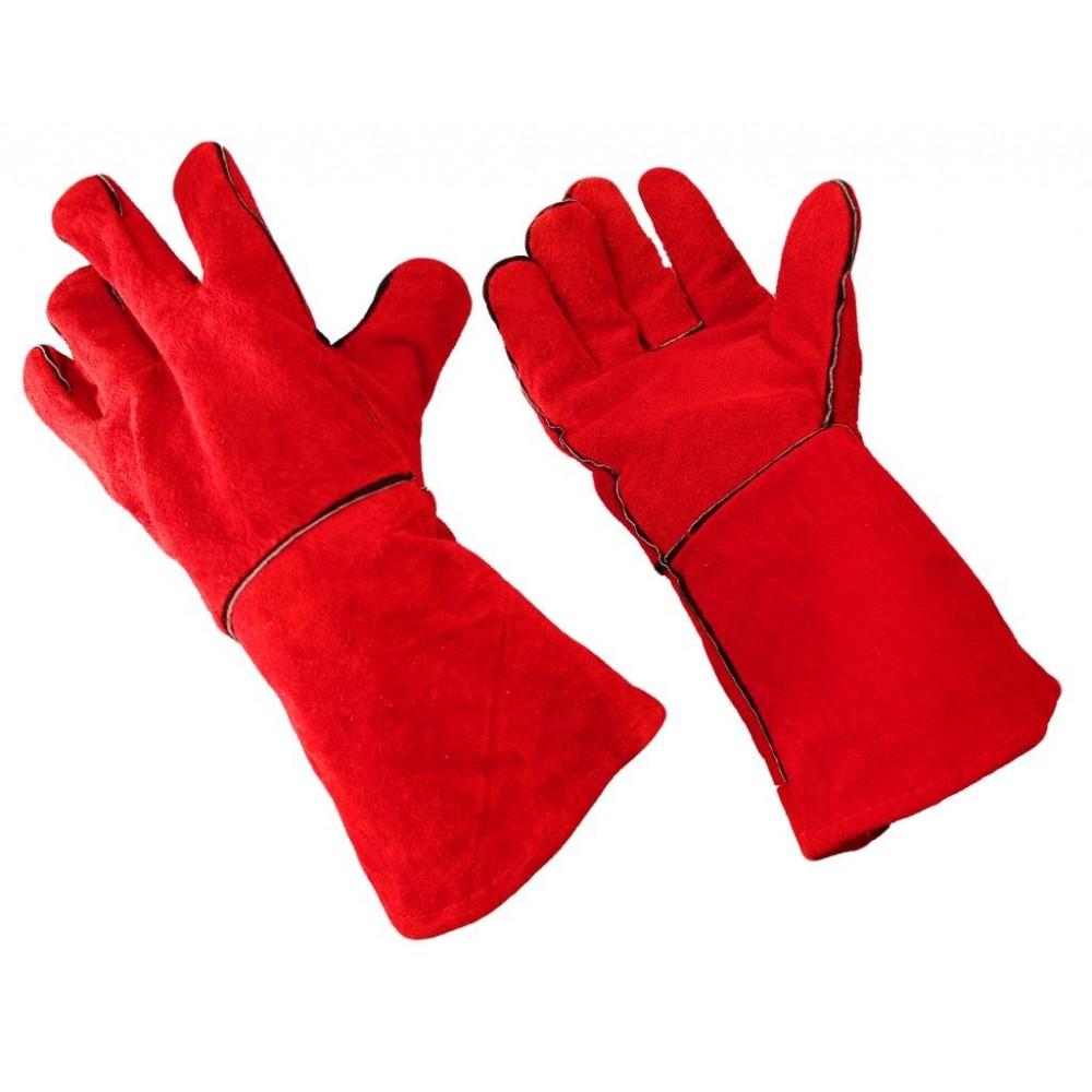 Перчатки-краги для  сварщика