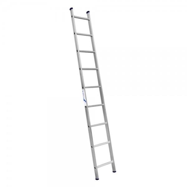 Лестница односекционная Алюмет 1х9 ст