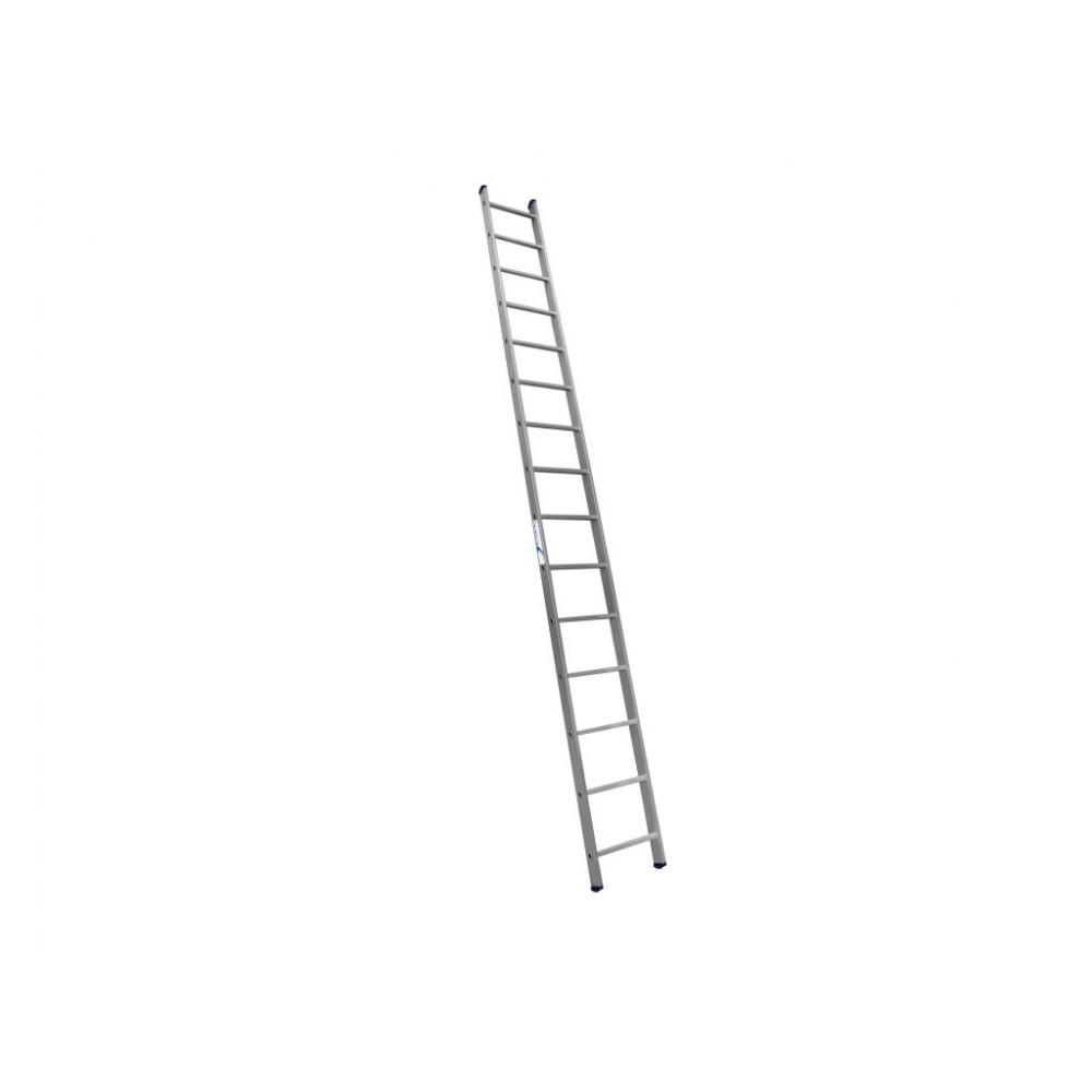 Лестница односекционная Алюмет 1х15 ст
