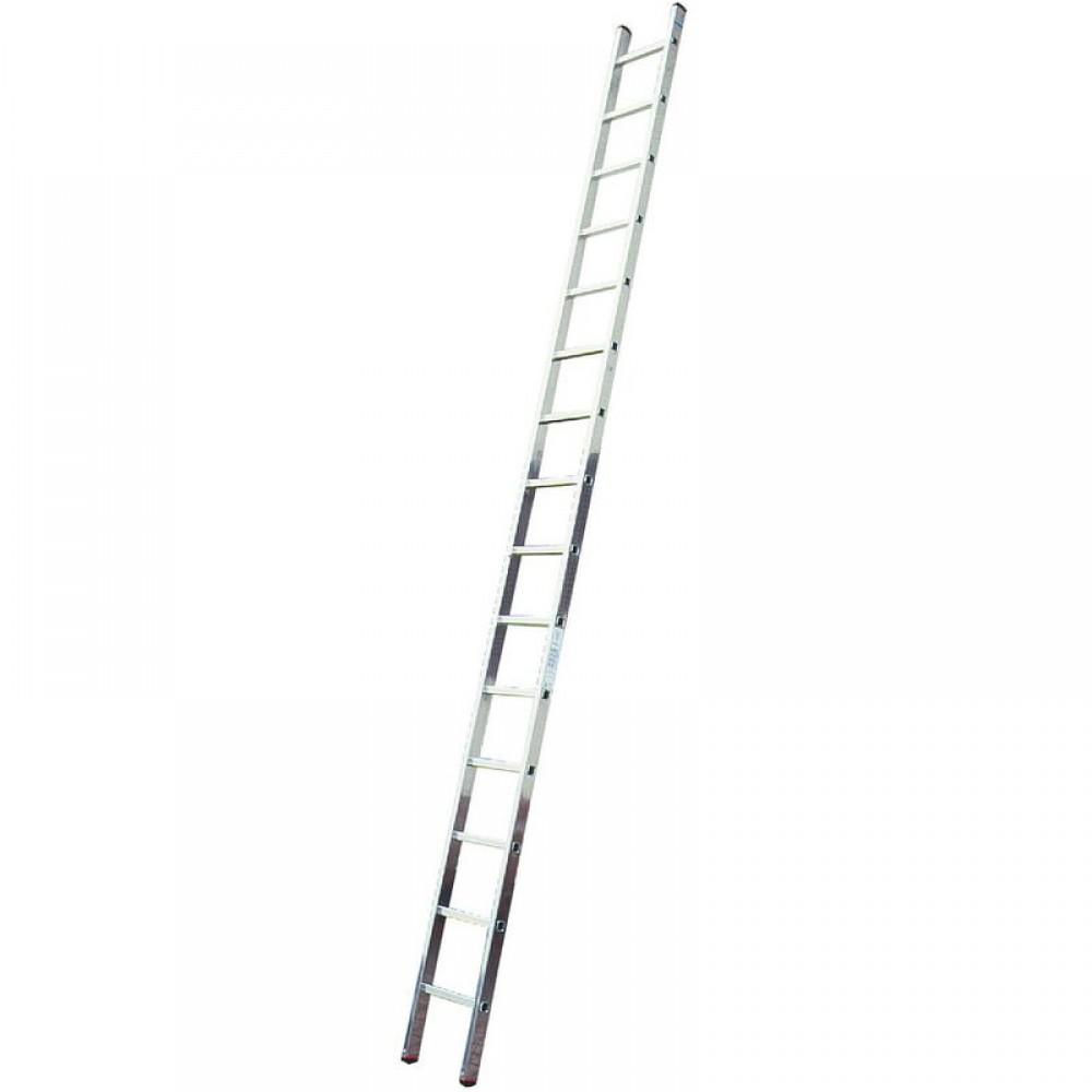 Лестница односекционная Алюмет 1х14 ст