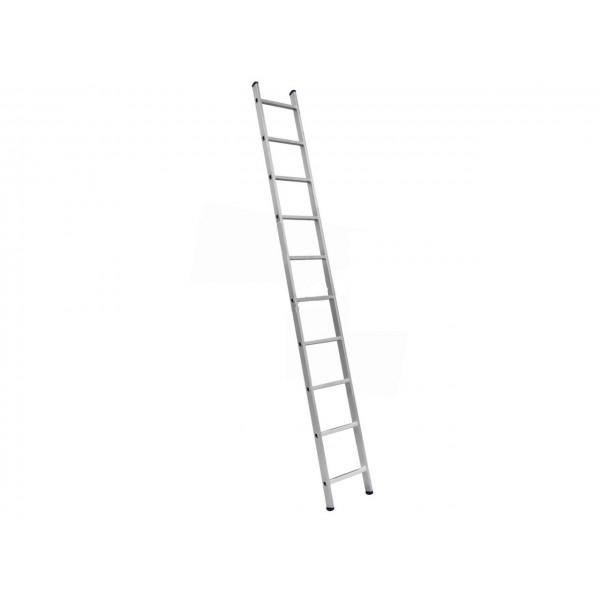 Лестница односекционная Алюмет 1х10 ст
