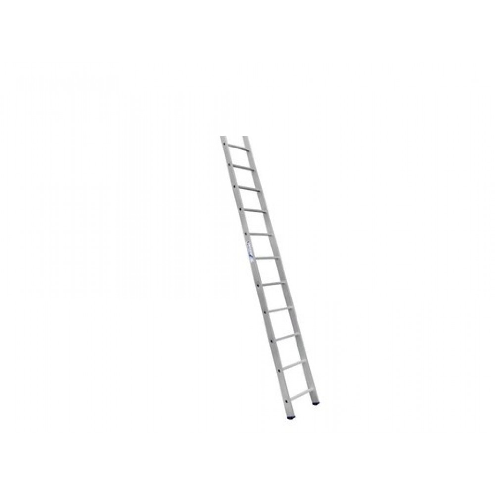 Лестница односекционная Алюмет 1х11 ст