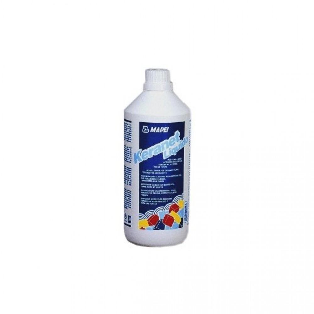Очиститель жидкий Mapei Keranet Liquido 1 кг