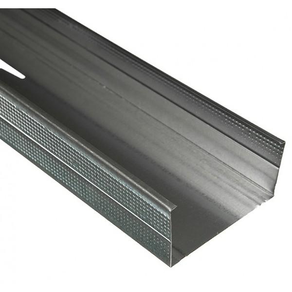 Профиль стоечный, 100 х 50 х 0.6 мм / 4 м