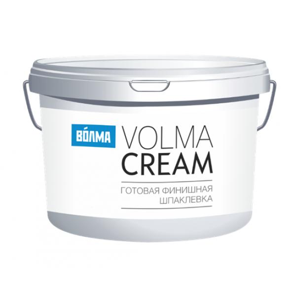 Готовая шпаклевка Волма Крем (Cream), 16 кг