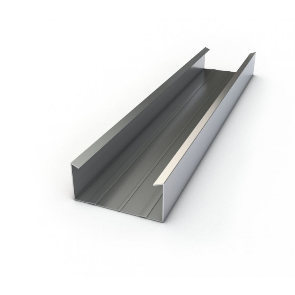 Профиль стоечный потолочный, 60 х 27 х 0.6 мм / 4 м